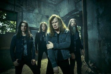 The Threat Returns: Megadeth Get Grammy Nod