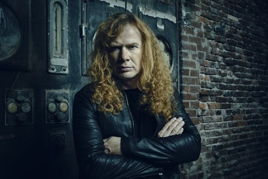 Dave Mustaine Dystopia