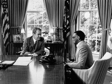 Ray Charles At The White House — Again