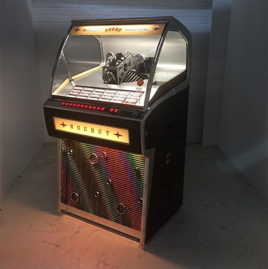 First Vinyl Jukebox Launched In 20 Years