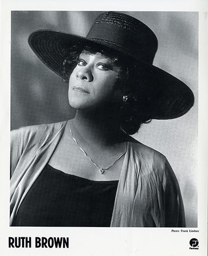 Ruth Brown 4 sm