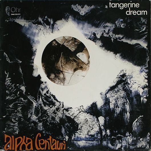 Tangerine Dream Alpha Centauri Album Cover