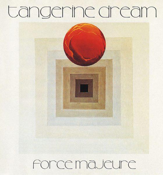 Tangerine Dream Force Majeure album cover web optimised 820