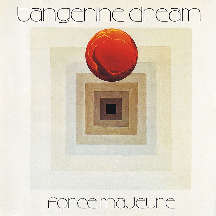 Tangerine Dream Force Majeure album cover web optimised 820