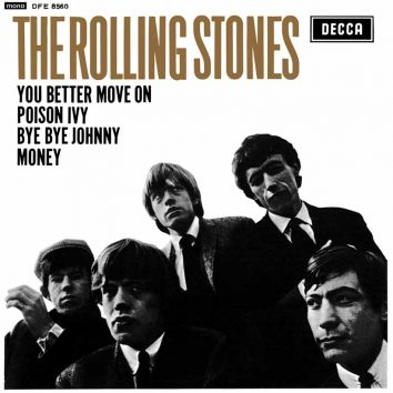 The Rolling Stones Debut EP