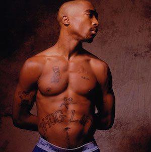 Tupac Shakur - cropped