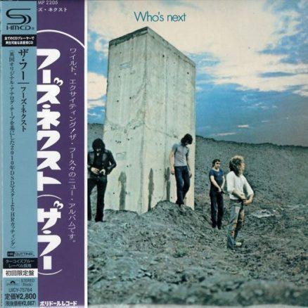 The Who SHM-CD