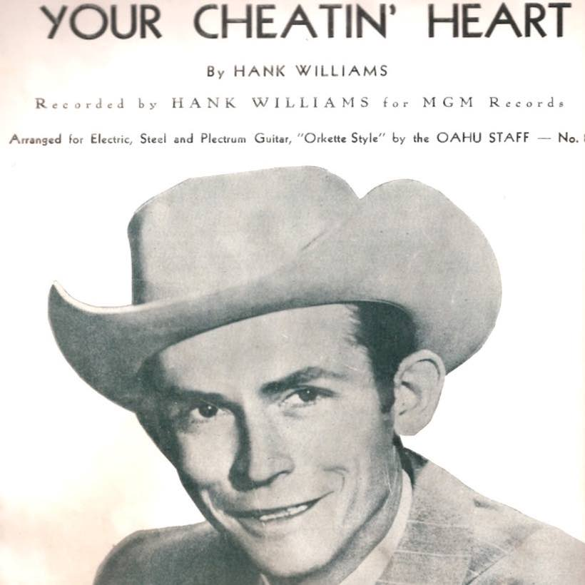 Your Cheatin' Heart Hank Williams