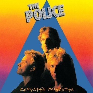 US Platinum For Police With 'Zenyatta Mondatta'