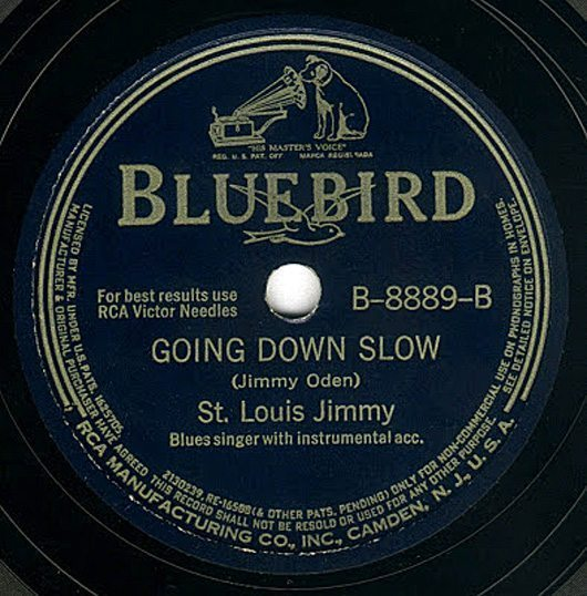 Roots Of The Blues – Going Down Slow