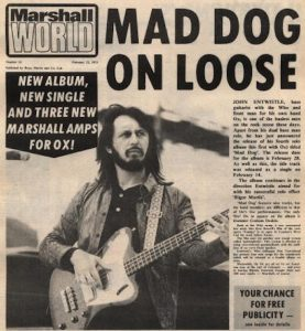 75MadDog-UK-John Entwistle