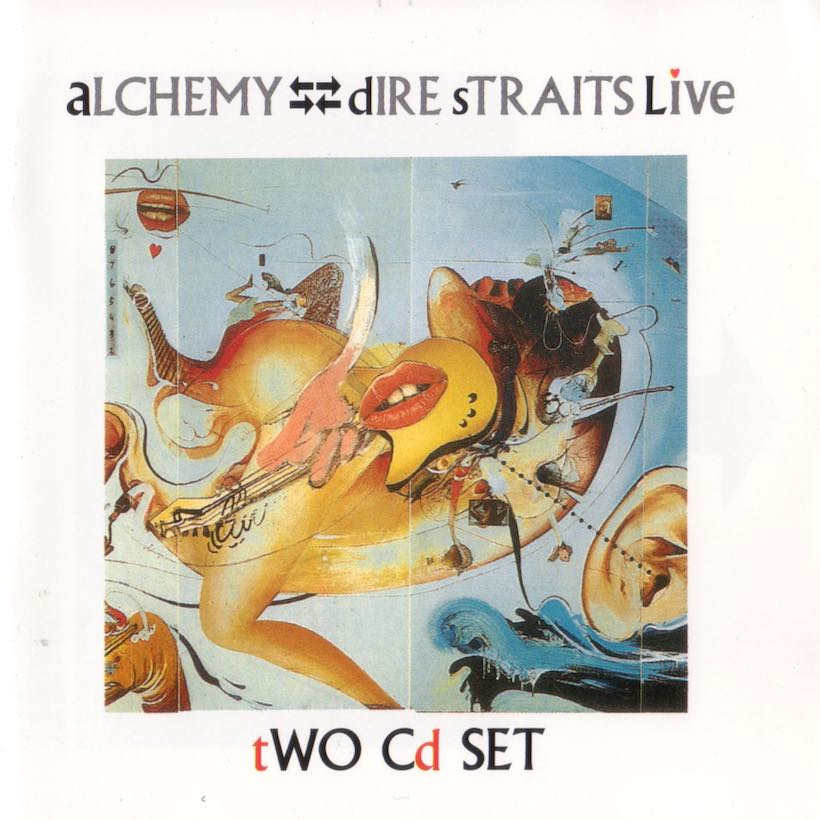 reDiscover Dire Straits' 'Alchemy'