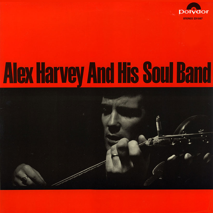 Alex Harvey And His Soul Band Album Cover web optimised 820