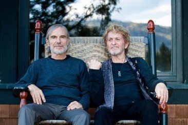 Two New Collaborations For Jon Anderson