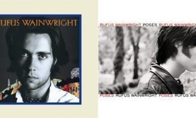 Rufus Wainwright and Poses Artwork