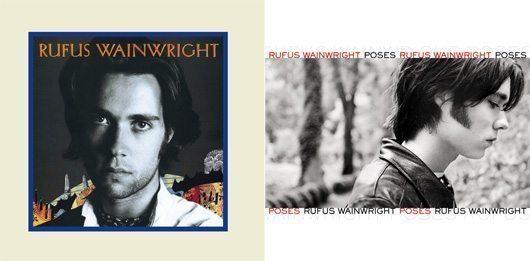 Rufus Wainwright and Poses Artwork