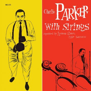 Charlie Parker With String album cover web optimised 820