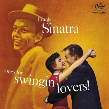 Frank SInatra Songs For Swingin Lovers