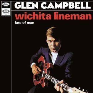 Glen Campbell Wichita Lineman Cover