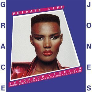Grace Jones Private Life Sleeve