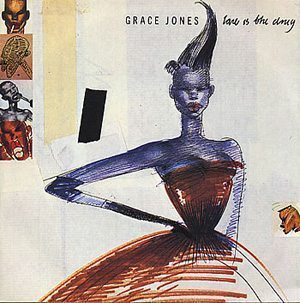 Grace Jones Love Is The Drug Single