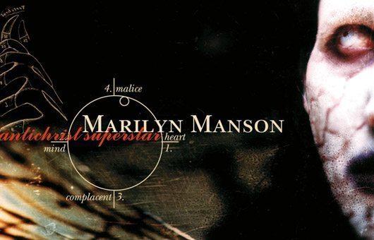 Marilyn Manson Antichrist Superstar Cassette