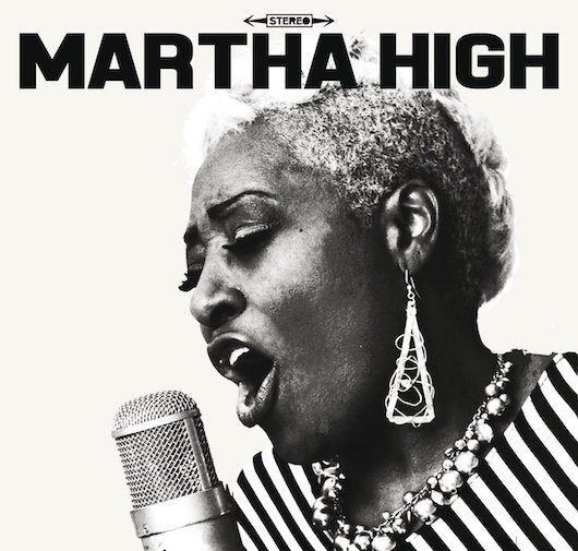 Solo Album From James Brown's Right-Hand-Woman, Martha High