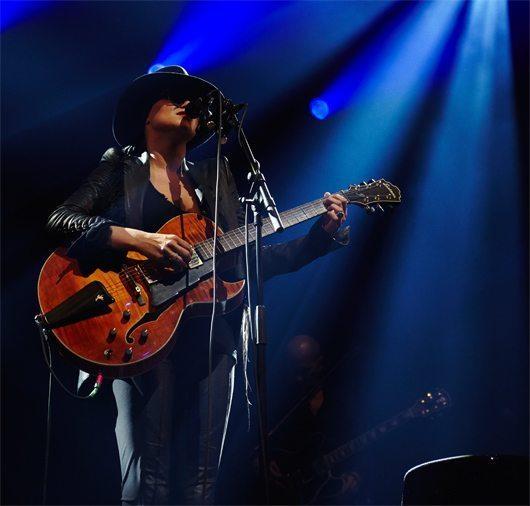 Melody Gardot Live At The Olympia Paris DVD