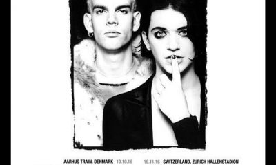 20 Years Of Placebo Tour Poster