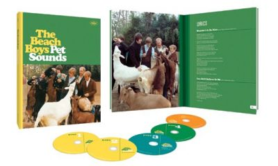 Pet Sounds 50th Ann Collector's Edition exploded packshot