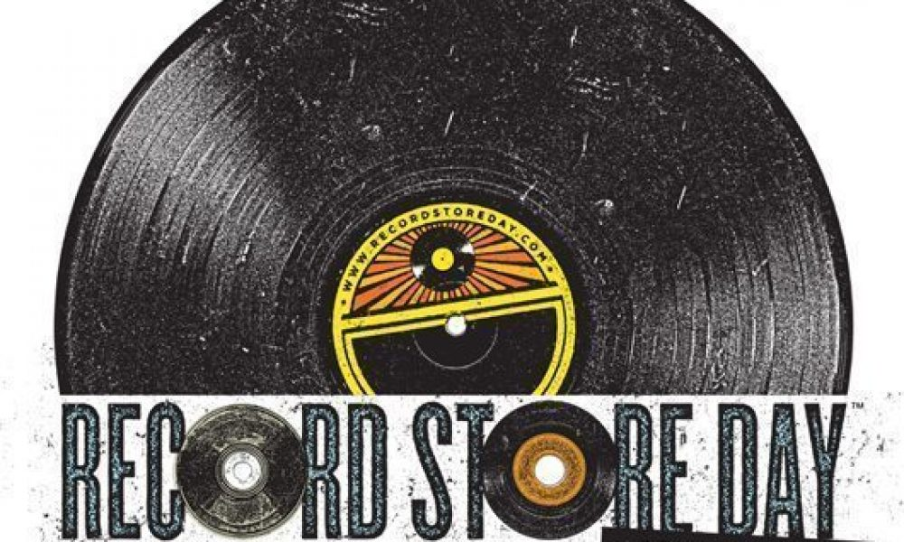 Record Store Day 2016 Logo