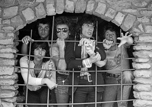 Sensational Alex Harvey Band. Louisville KY, 1975