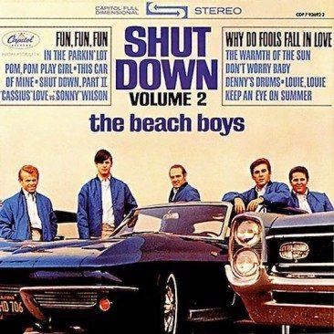 Beach Boys Shape Up & 'Shut Down'