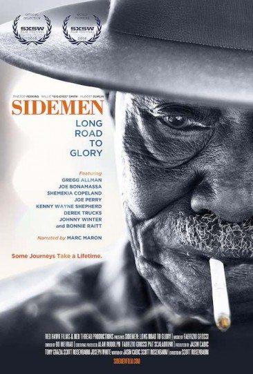 Blues 'Sidemen' Hubert Sumlin, Pinetop Perkins, Willie Smith Get Documentary Nod