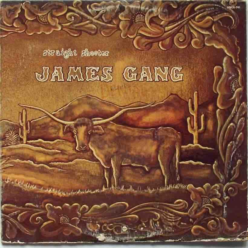 Straight Shooter James Gang