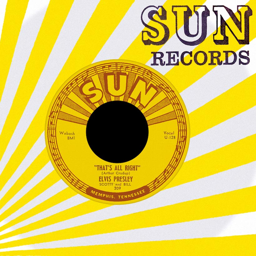 Sun Records Arthur Big Boy Crudup