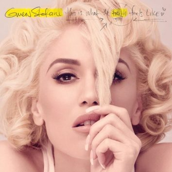 Gwen Stefani This Is What The Truth Feels Like Album Cover