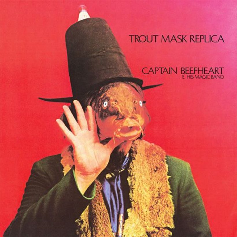 Captain Beefheart Trout Mask Replica 1969