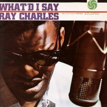 Ray Charles Said It, And Everyone Was Listening