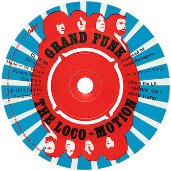 Grand Funk Loco-motion