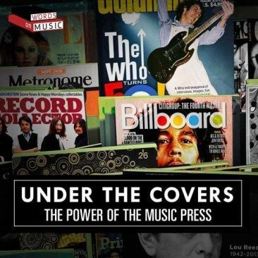 Cover Stars: The Power Of The Music Press
