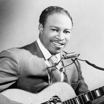 Jimmy Reed Makes The Scene