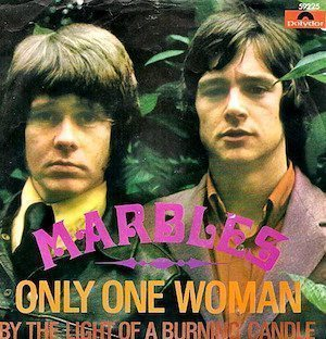 marbles-only one woman