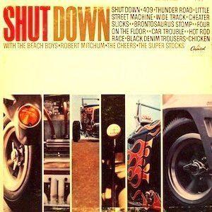 Shut Down Vol 1
