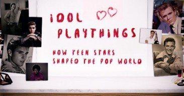 Idol Playthings: How Teen Stars Shaped The Pop World