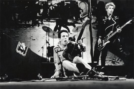 The Clash © Jill Furmanovsky