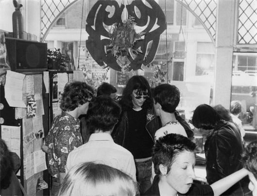 Ramones KPR, Walt Davidson
