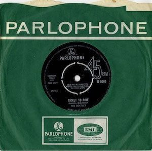 beatles travel fast ticket to ride udiscover when ticket to ride came out on capitol in the us the accompanying press release declared that the song was from the united artists release eight arms
