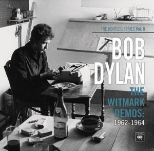 Bob Dylan Witmark Demos Album Cover
