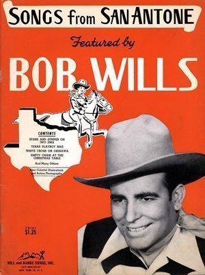 Bob Wills songbook copy